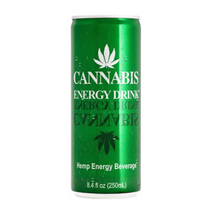 Energy drink CANNABIS 250ml